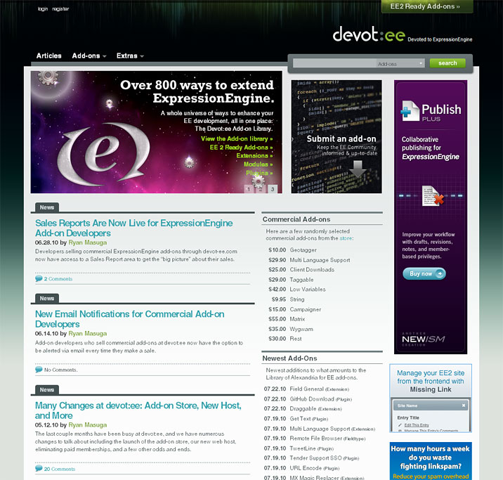 Devot:ee Launches!